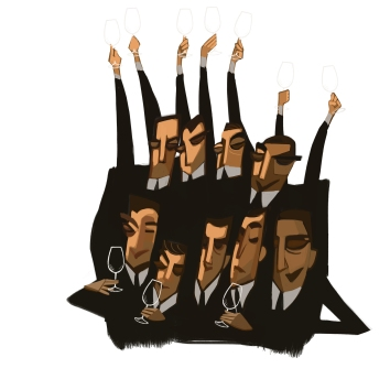 Puppet Gentlemen